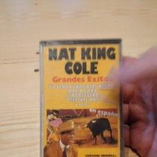 Cassettes Anciennes: GC-99 CASETE MUSICA NAT KING COLE GRANDES EXITOS. Lote 268798724
