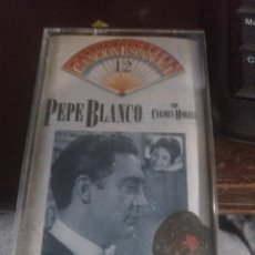 Casetes antiguos: PEPE BLANCO. Lote 268941294