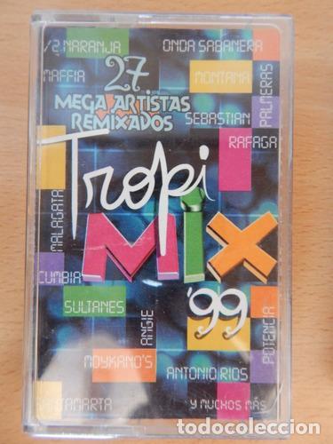 CASETE TROPI MIX 99 CUMBIA (Música - Casetes)