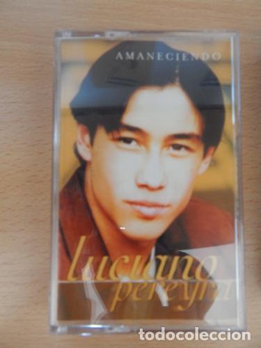AMANECIENDO LUCIANO PEREYRA CASETE (Música - Casetes)