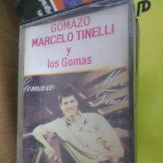 Casetes antiguos: GOMAZO MARCELO TINELLI Y LOS GOMAS CASSETTE. Lote 269437473