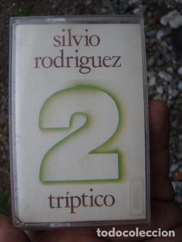 SILVIO RODRIGUEZ 2 TRIPTICO CASET C3 (Música - Casetes)