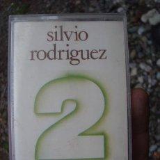 Casetes antiguos: SILVIO RODRIGUEZ 2 TRIPTICO CASET C3. Lote 269437603