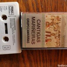 Casetes antiguos: CANTIGAS MARIÑEIRAS. Lote 269452633