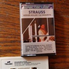 Casetes antiguos: STRAUSS WERNER MULLER. Lote 269455548