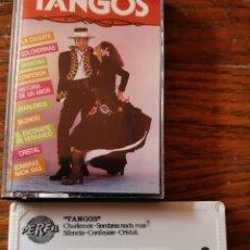 Casetes antiguos: TANGOS. Lote 269455808