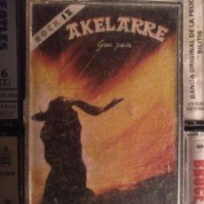 Casetes antiguos: AKELARRE. Lote 269984043