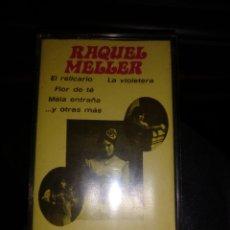 Casetes antiguos: RAQUEL MELLER. Lote 269984603