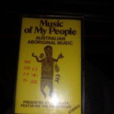 Casetes antiguos: AUSTRALIAN MUSIC. Lote 269984643
