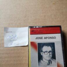 Casetes antiguos: JOSÉ ALFONSO CASET NUEVO. Lote 270169868