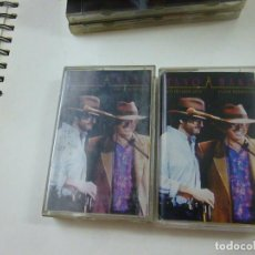 Cassetes antigas: MANO A MANO - LUIS EDUARDO AUTE Y SILVIO RODRIGUEZ - 2 CASETES - N. Lote 271368438