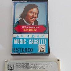 Casetes antiguos: JUAN TORRES - EL CICLON - MC - DIRESA MUSIC CASSETTE-1973 / IMPECABLE. DIFÍCIL.. Lote 274218908