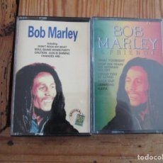 Casetes antiguos: BOB MARLEY. Lote 275532893