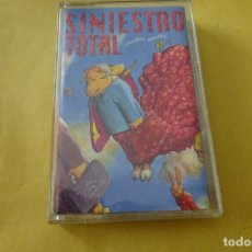 Cassettes Anciennes: CASSETTE MUSICAL - SINIESTRO TOTAL - POLICLÍNICO MISERABLE. Lote 276999078