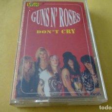 Cassettes Anciennes: CASSETTE MÚSICA - GUNS AND ROSES - LA DE LA FOTO. Lote 277012873