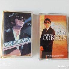 Casetes antiguos: ROY ORBISON, 2 CASSETTES. Lote 277085708