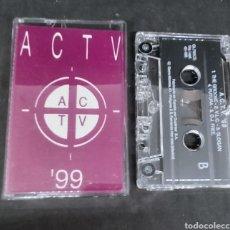 Casetes antiguos: ACTV 99 - TDKCST34. Lote 277088198