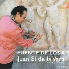 Casetes antiguos: JUAN EL DE LA VARA - FUENTE DE LOS AMAYA (CASSETTE DOBLE). Lote 277095743