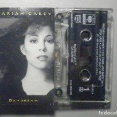 Casetes antiguos: CINTA DE CASSETTE - MARIAH CAREY - DAYDREAM - CBS- SONY 1995. Lote 277097003