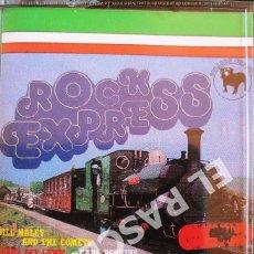 Casetes antiguos: CINTA CASSETTE DE :ROCK EXPRESS. Lote 277759558