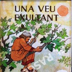 Casetes antiguos: CINTA CASSETTE DE :UNA VEU EXULTANT. Lote 277760398