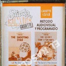 Casetes antiguos: CINTA CASSETTE DE : STUDY COMICS - T.5/T.8 -. Lote 277760713