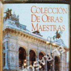 Casetes antiguos: CINTA CASSETTE DE : COLECCION DE OBRAS MAESTRAS -GLINKA,DELIBES,ROSSINI,VIVALDI, CHOPIN , ETC - Nº 2. Lote 277761508