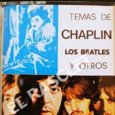 Casetes antiguos: CINTA CASSETTE DE : TEMAS DE CHAPLIN - LOS BEATLES Y OTROS. Lote 277761893