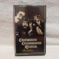 Cassettes Anciennes: CINTA - CASSETTE - CASET - CREEDENCE CLEARWATER REVIVAL - PENDULUM - (PRECINTADO NO ORIGINAL). Lote 278383263