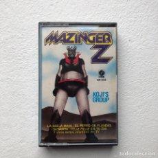 Casetes antiguos: MAZINGER Z / CINTA MAZINGER Z / CASETE MAZINGER Z. Lote 279358528