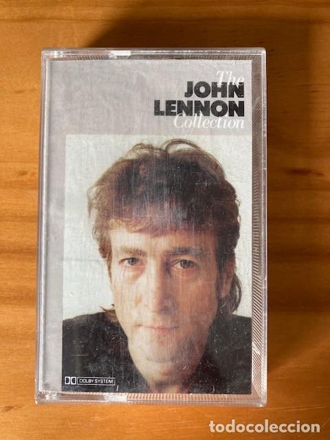 CASSETTE JOHN LENNON THE COLLECTION 1982 (Música - Casetes)