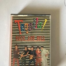 Casetes antiguos: CASSETTE TEQUILA ROCK AND ROLL 1979. Lote 283060803