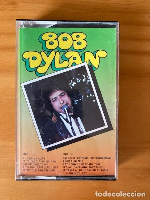 CASSETTE BOB DYLAN STAR MUSIC (Música - Casetes)