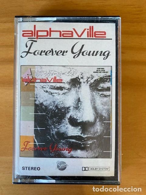 CASSETTE ALPHA VILLE FOREVER YOUNG (Música - Casetes)