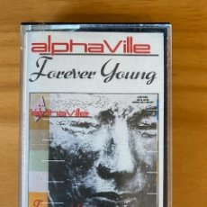 Casetes antiguos: CASSETTE ALPHA VILLE FOREVER YOUNG. Lote 283083073