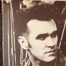 Casetes antiguos: MORRISSEY NOVEMBER SPAWNED A MONSTER (1990) CASSETTE SINGLE RARA 2 CANCIONES (THE SMITHS). Lote 283861933