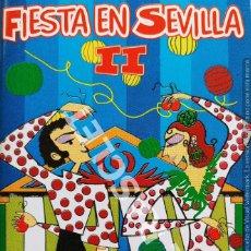 Casetes antiguos: CINTA CASSETTE DE :- FIESTA EN SEVILLA - II -. Lote 284636783