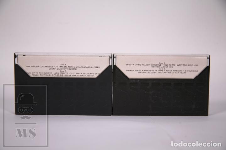 Casetes antiguos: Cinta Doble de Casete / Cassette - Now 3 Esto si es Música Vol. 1 y 2 - RCA - Año 1986 - Foto 4 - 289459853
