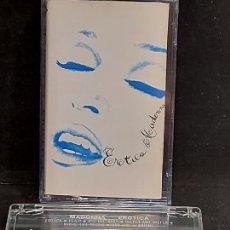 Casetes antiguos: MADONNA / EROTICA MADONNA / MC - SIRE RECORDS-1992 / IMPECABLE.. Lote 289743578