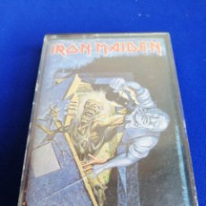 Casetes antiguos: IRON MAIDEN - NO PRAYER FOR THE DYING. Lote 294430503