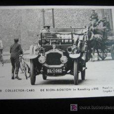 Coches y Motocicletas: COCHE ANTIGUO DE BION-BOUTON 1910. Lote 5839050
