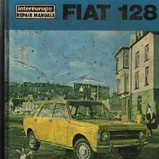 Coches y Motocicletas: WORKSHOP MANUAL FOR FIAT 128, IN ENGLISH. Lote 3818843