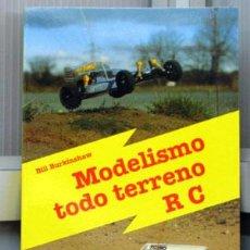 Coches y Motocicletas: LIBRO MODELISMO TODO TERRENO R C. Lote 26786658