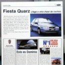 Coches y Motocicletas: FORD - CATALOGO PUBLICIDAD ORIGINAL. Lote 26035074