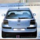 Coches y Motocicletas: VOLKSWAGEN, 1998 -- CATALOGO PUBLICIDAD ORIGINAL . Lote 26166389