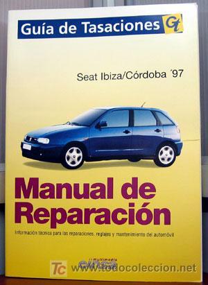 seat ibiza cordoba 97 gasolina y diesel comprar cat logos rh todocoleccion net manual de taller seat ibiza 2007 manual taller seat ibiza 6j