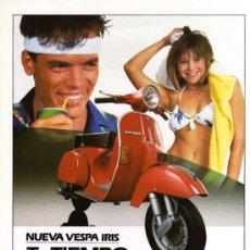 Carros e motociclos: FOLLETO - VESPA IRIS. Lote 6810821