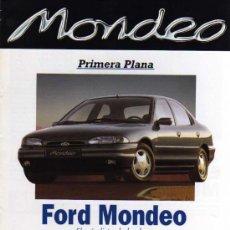 Coches y Motocicletas: CATALOGO - FORD MONDEO - 1993. Lote 5205149