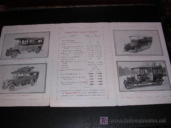 Coches y Motocicletas: LOS OMNIBUS HISPANO - SUIZA, 1917.ILUSTRADO - Foto 2 - 26382615