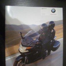 Coches y Motocicletas: BMW K 1200 GT 2007, CATALOGO COMERCIAL-BROCHURE. Lote 161720702